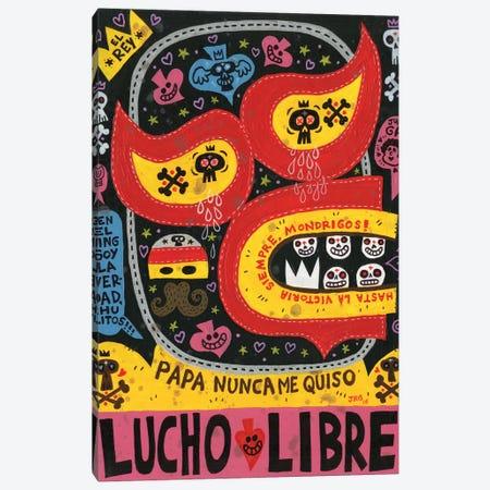 El Fuerte Canvas Print #JGU4} by Jorge R. Gutierrez Canvas Print