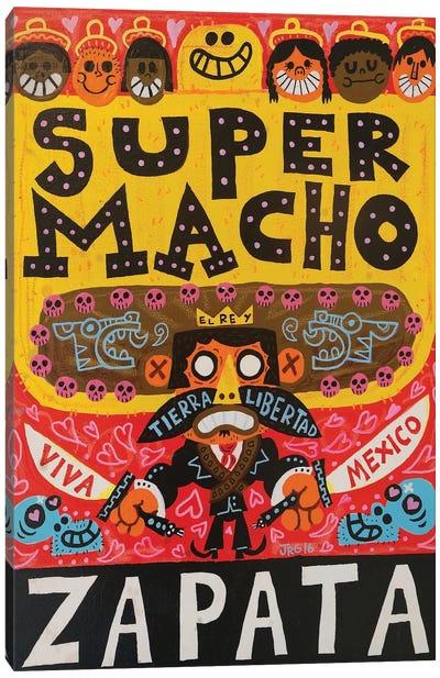 El Mexicano Canvas Art Print