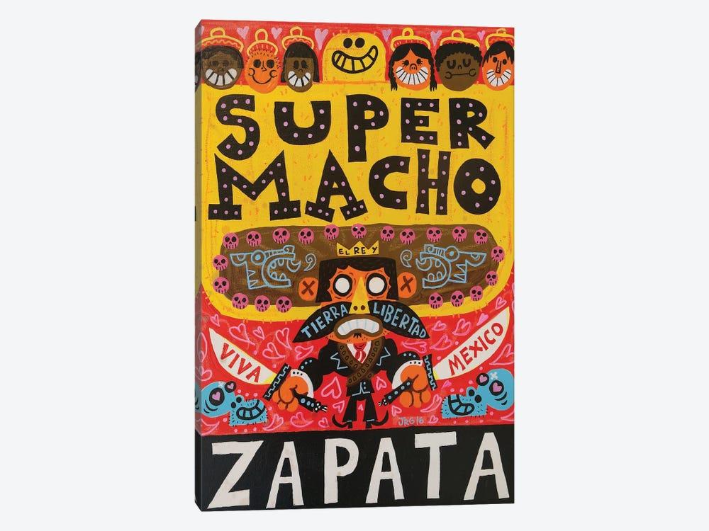 El Mexicano by Jorge R. Gutierrez 1-piece Canvas Art Print