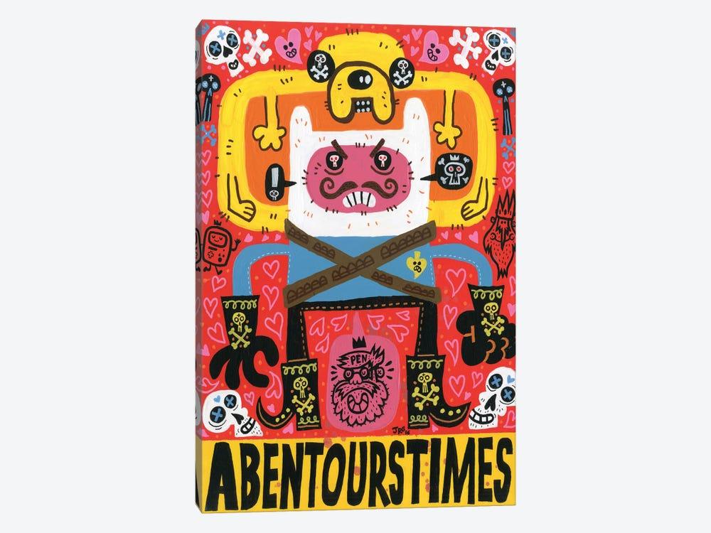 Las Aventuras de Pen by Jorge R. Gutierrez 1-piece Canvas Artwork