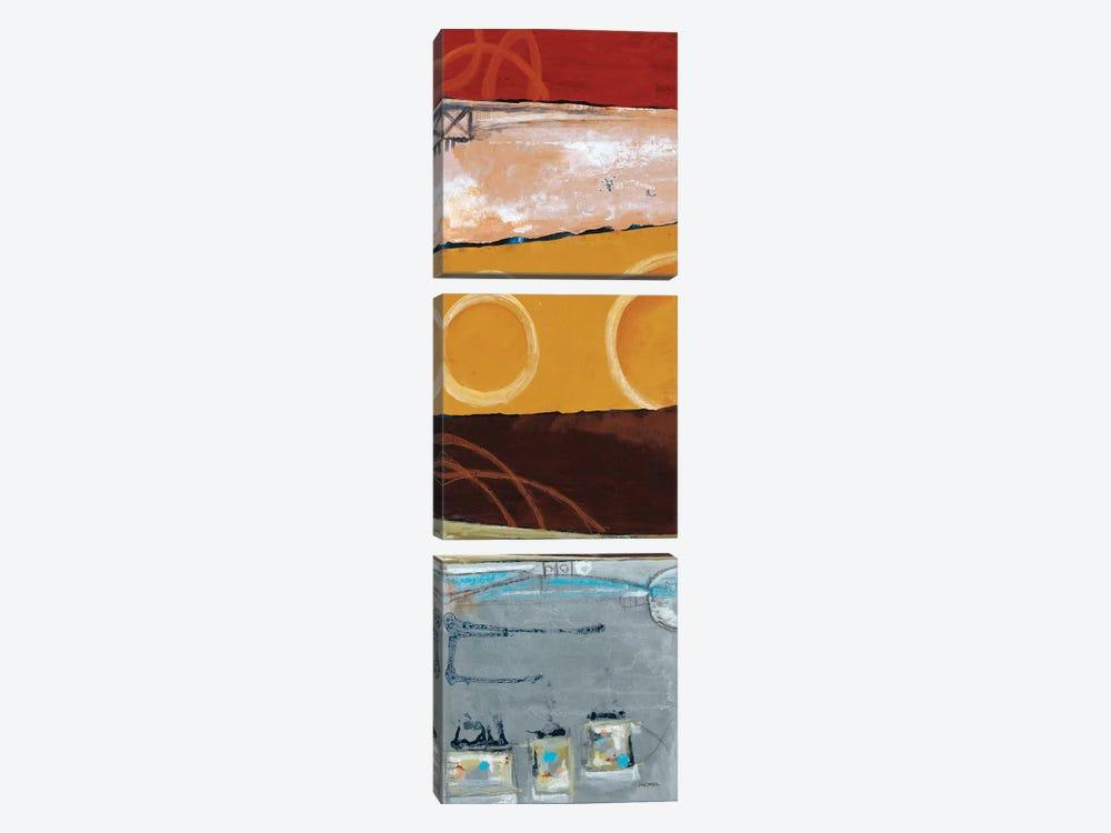 Renew III by Julie Havel 3-piece Canvas Art