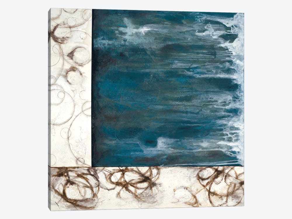 Stream by Julie Havel 1-piece Canvas Artwork