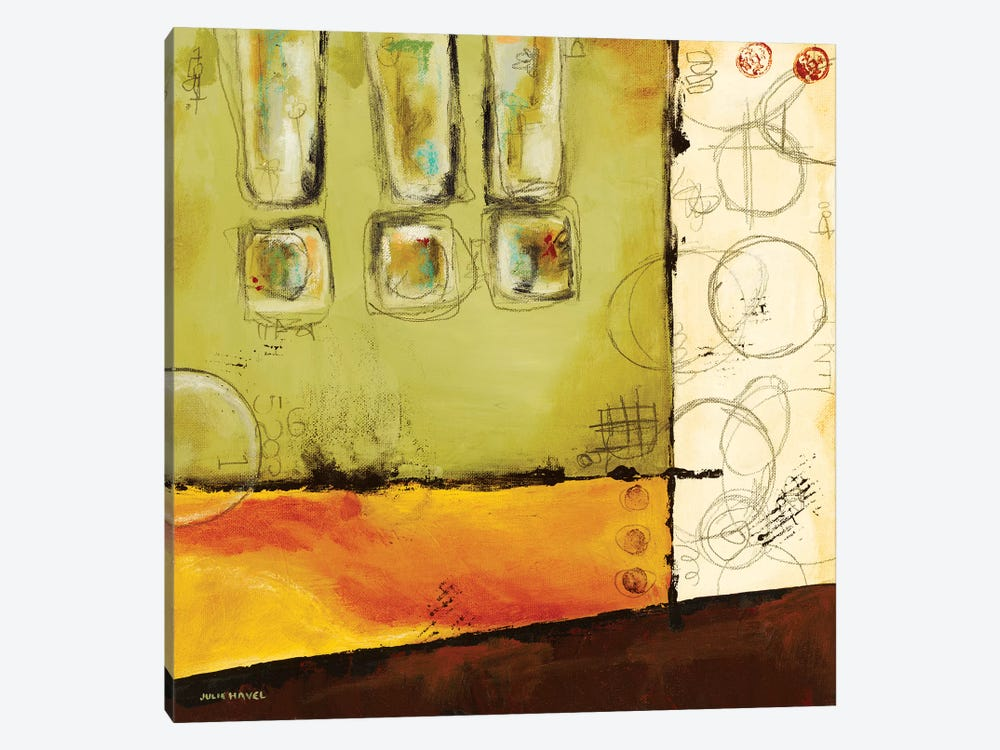 Unity II by Julie Havel 1-piece Canvas Art