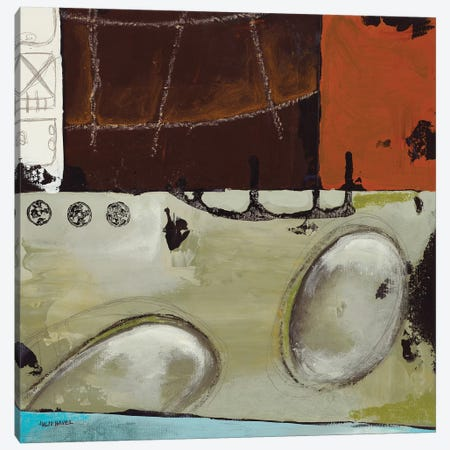 Autumn II Canvas Print #JHA2} by Julie Havel Canvas Wall Art