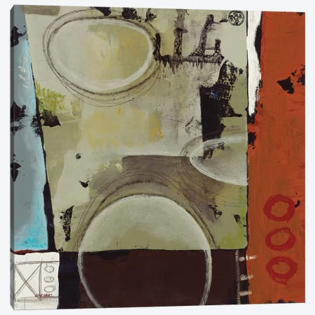 Autumn III Canvas Print #JHA3} by Julie Havel Canvas Artwork