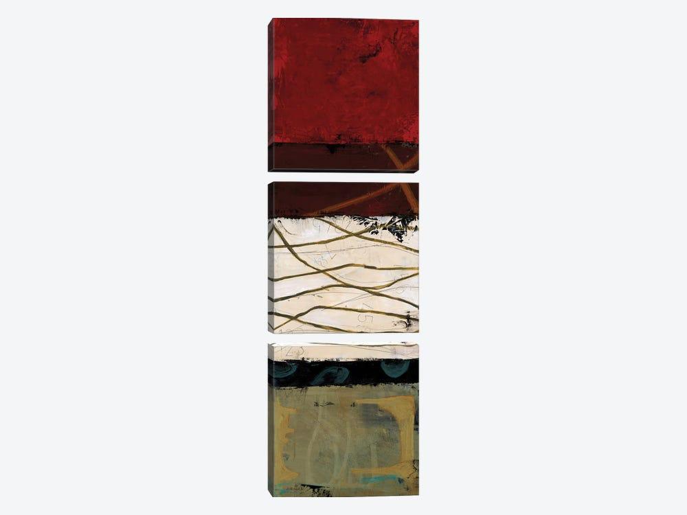 Changes I by Julie Havel 3-piece Canvas Art Print