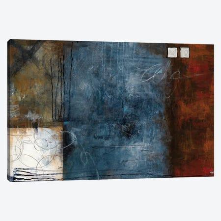 Flo Canvas Print #JHA8} by Julie Havel Canvas Artwork