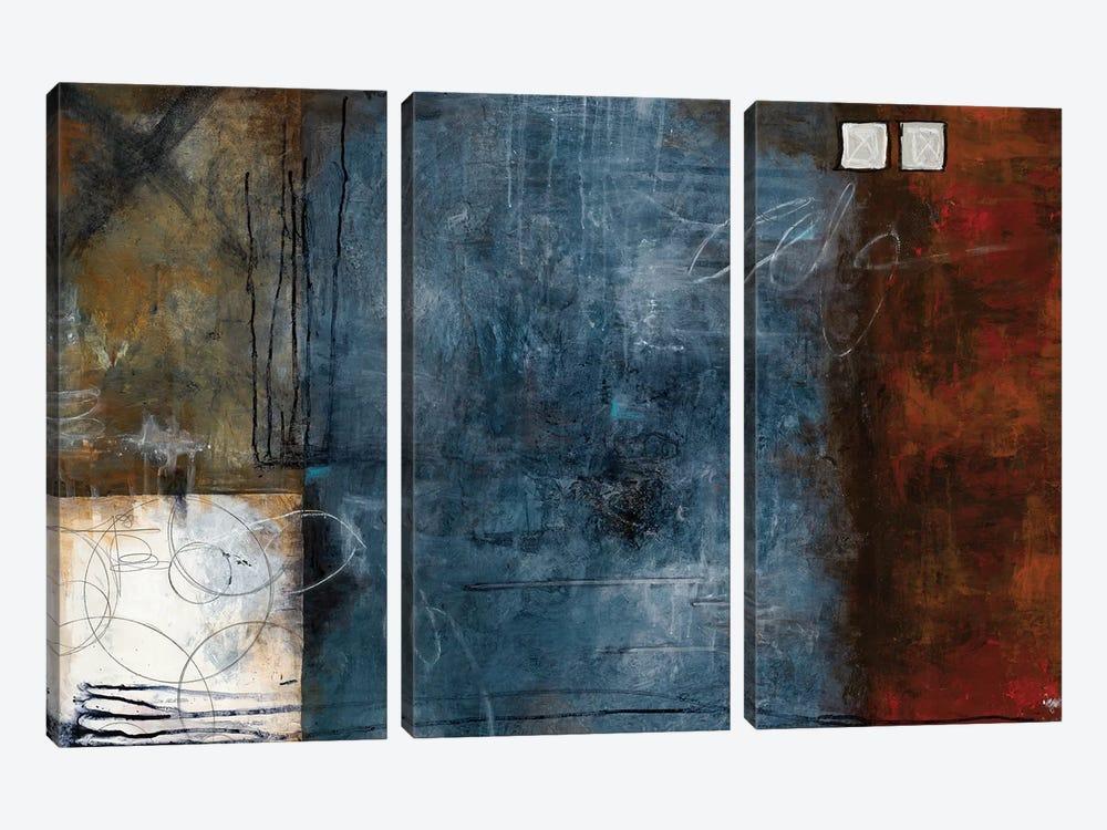 Flo by Julie Havel 3-piece Canvas Art