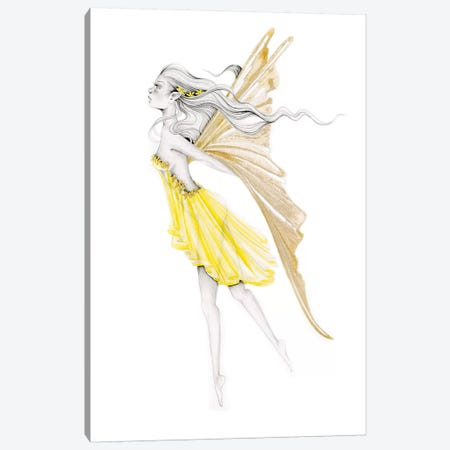 Ethereal Canvas Print #JHB15} by Joanna Haber Art Print