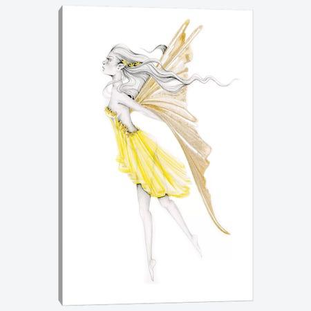 Ethereal Canvas Print #JHB15} by Joanna Haber Art Print