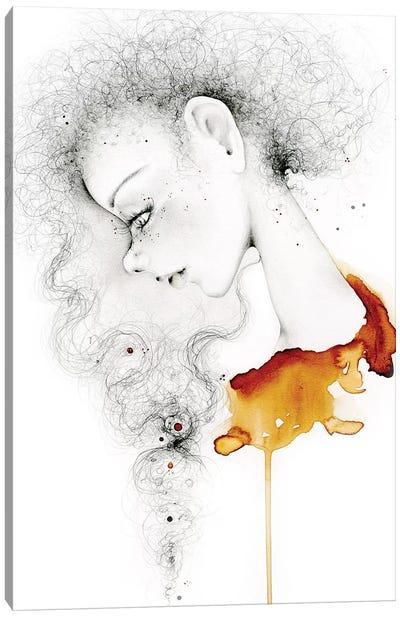 Afraid To Dream Canvas Art Print