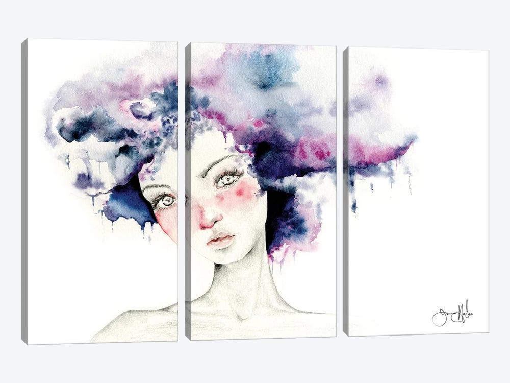 Angel by Joanna Haber 3-piece Canvas Art Print