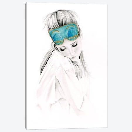 Audrey Canvas Print #JHB3} by Joanna Haber Canvas Art Print