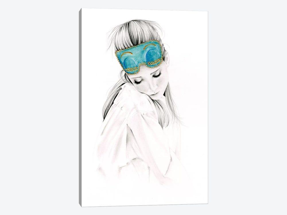 Audrey by Joanna Haber 1-piece Canvas Artwork