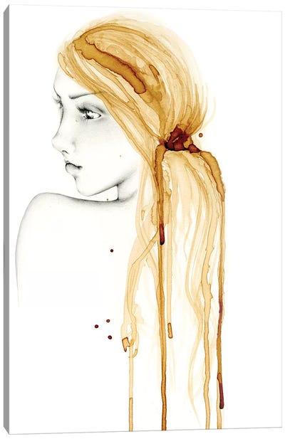 Lost In A Dream Canvas Art Print