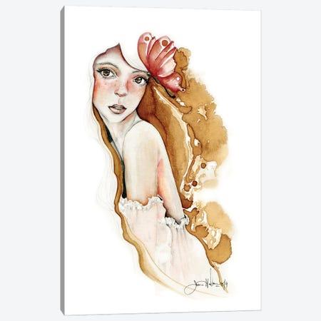 Never Enough Canvas Print #JHB48} by Joanna Haber Art Print