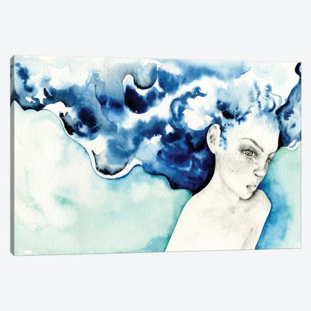 Untitled III Canvas Print #JHB62} by Joanna Haber Canvas Art Print