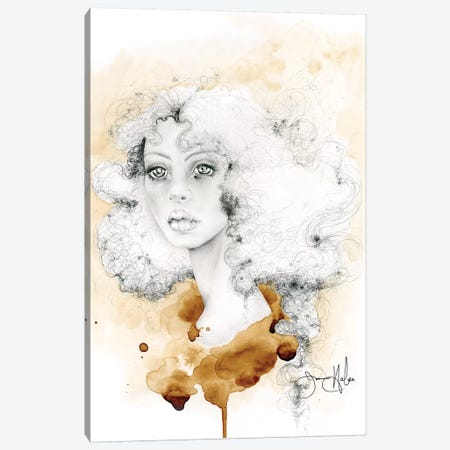 Why Canvas Print #JHB67} by Joanna Haber Canvas Artwork