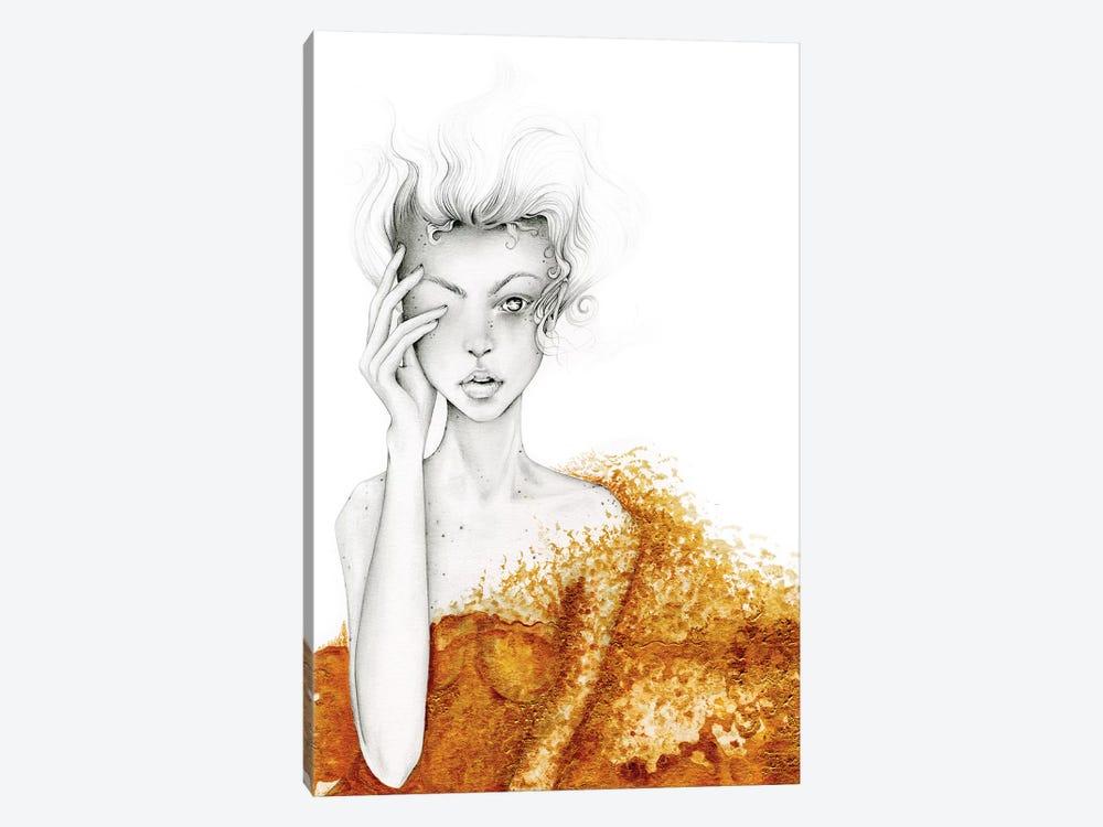 Broken  by Joanna Haber 1-piece Canvas Art Print