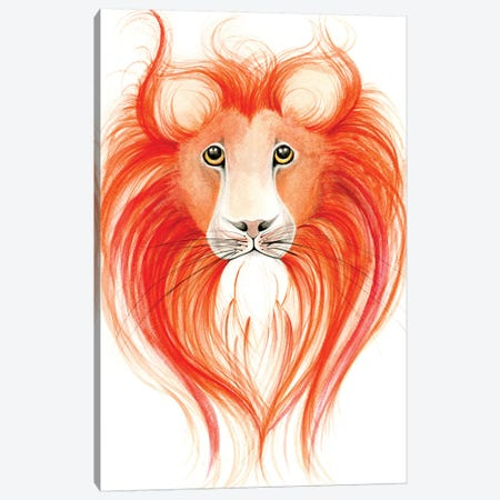 My Protector Canvas Print #JHB74} by Joanna Haber Canvas Print