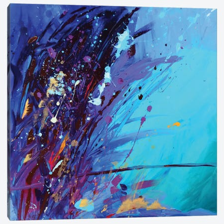 Conception Canvas Print #JHD7} by Judy Hodge Canvas Artwork