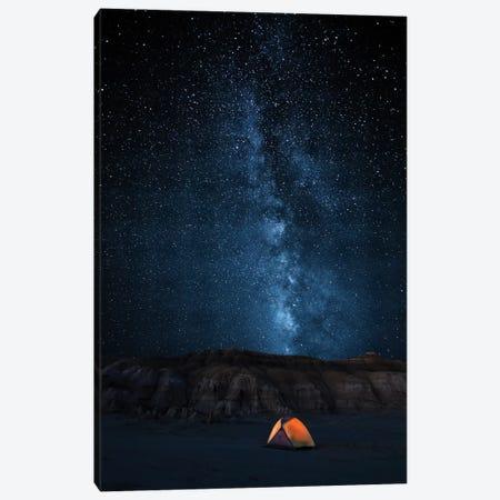 The Sky Is My Blanket Canvas Print #JHF2} by John Fan Canvas Print