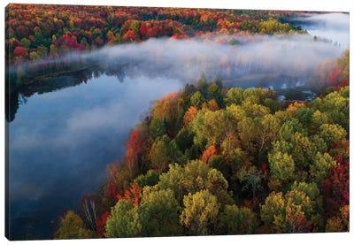 Autumn Symphony II Canvas Art Print