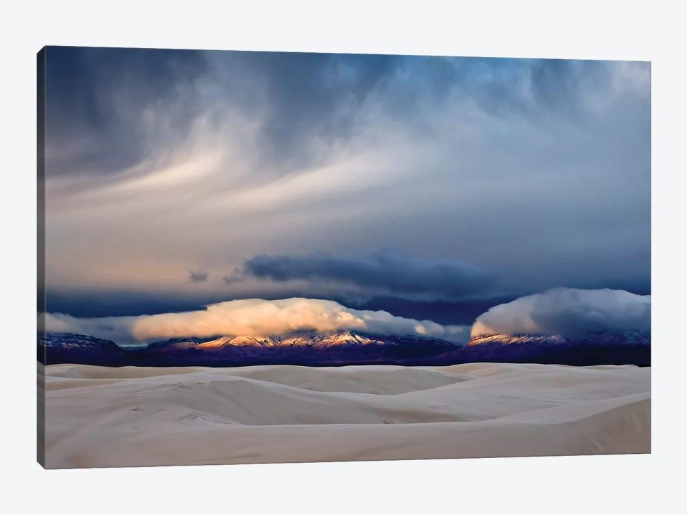 Day Break At White Sand by John Fan 1-piece Canvas Art Print