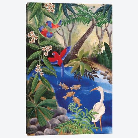 River's Bend I Canvas Print #JHL19} by Johanna Hildebrandt Canvas Art