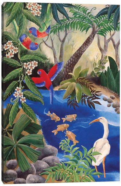 River's Bend I Canvas Art Print