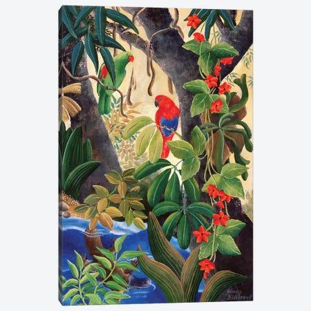 River's Bend II Canvas Print #JHL20} by Johanna Hildebrandt Canvas Print