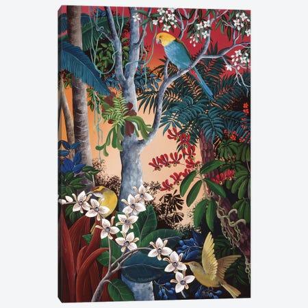 Wild Orchids In Bloom Canvas Print #JHL25} by Johanna Hildebrandt Canvas Art