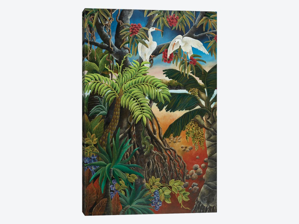 Mangrove Country by Johanna Hildebrandt 1-piece Canvas Wall Art