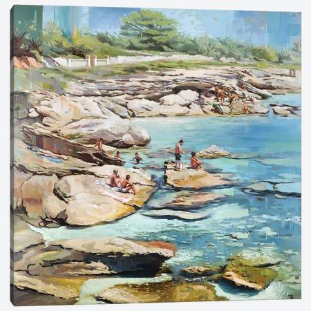 La Farfella Canvas Print #JHM19} by Johnny Morant Canvas Print