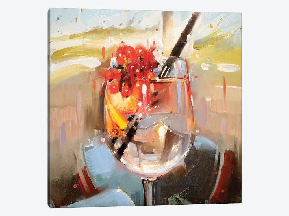 5 O'Clock by Johnny Morant 1-piece Canvas Art Print