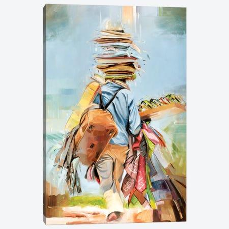 Beach Trader Canvas Print #JHM6} by Johnny Morant Canvas Print