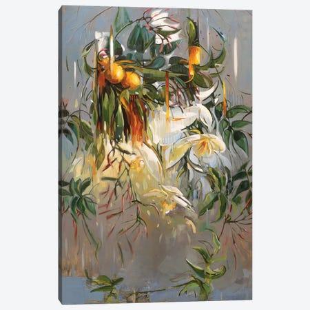 Citrus Canvas Print #JHM8} by Johnny Morant Canvas Wall Art