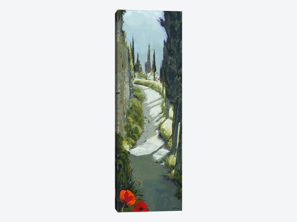 Around The Bend by Jane Henry Parsons 1-piece Canvas Wall Art