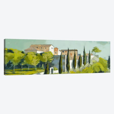 Monastero XIV Canvas Print #JHP3} by Jane Henry Parsons Canvas Artwork