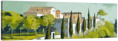 Monastero XIV Canvas Art Print