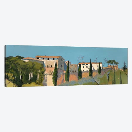 Monastero di San Girolamo Canvas Print #JHP4} by Jane Henry Parsons Canvas Print