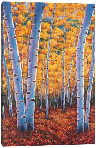 Autumns Dreams Canvas Art Print