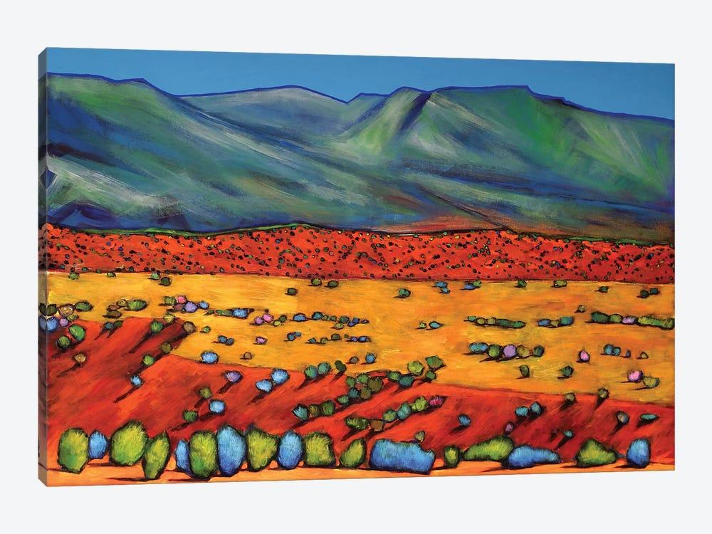 Deep Shadows by Johnathan Harris 1-piece Canvas Wall Art