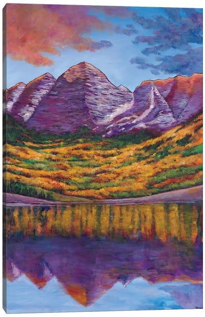 Fall Symphony Canvas Art Print