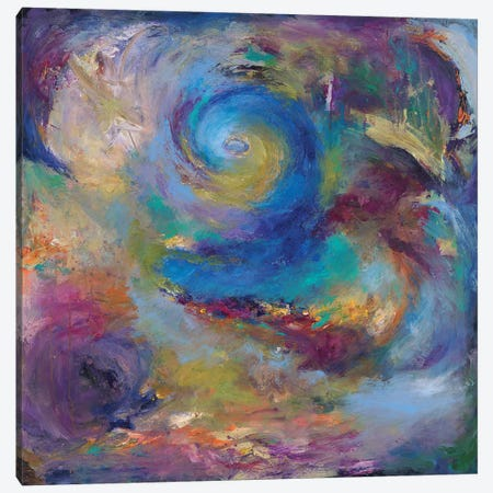 Halcyon Winds Canvas Print #JHR35} by Johnathan Harris Canvas Art Print