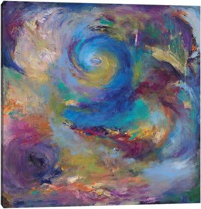 Halcyon Winds Canvas Art Print