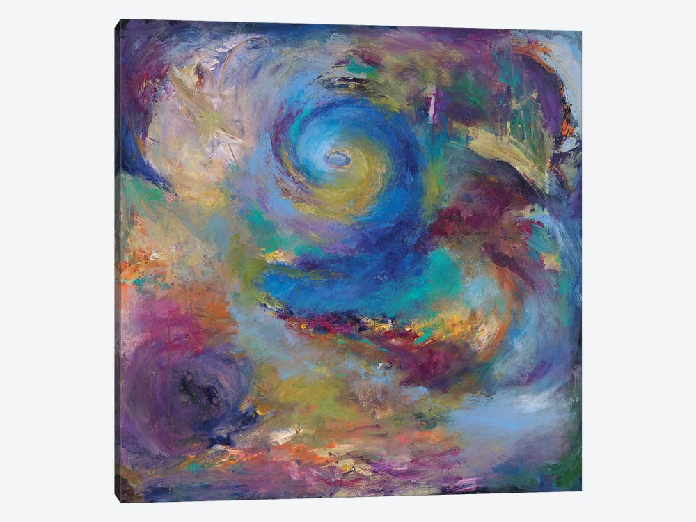 Halcyon Winds by Johnathan Harris 1-piece Canvas Wall Art