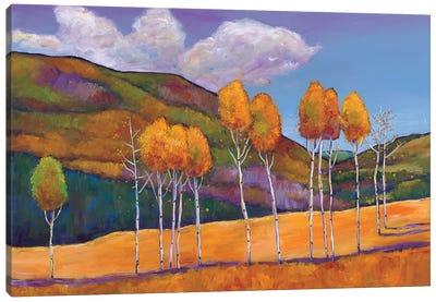 Remeniscing Canvas Art Print