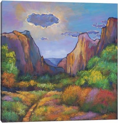 Zion Dreams Canvas Art Print