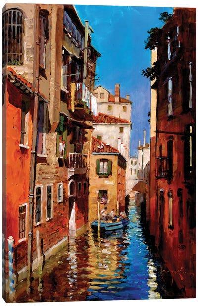 Dorsoduro Canvas Art Print